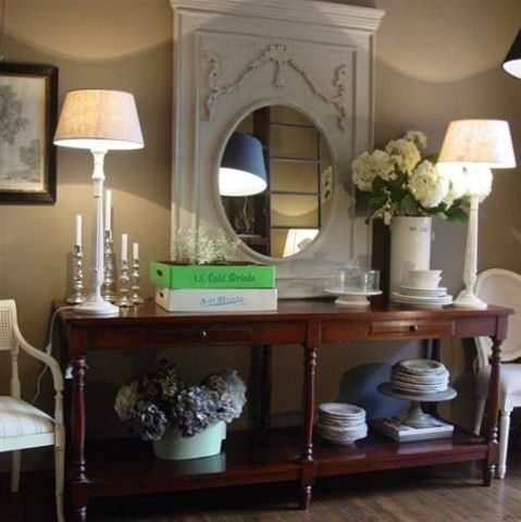 Vilmupa decorar con estilo rom ntico for Muebles romanticos blancos