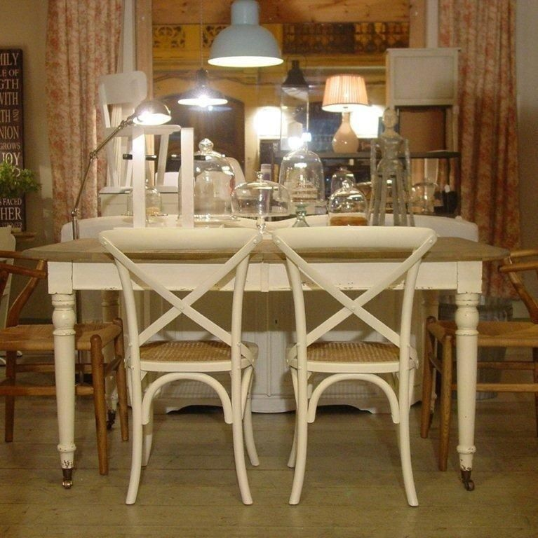 Muebles shabby chic for Muebles provenzales online