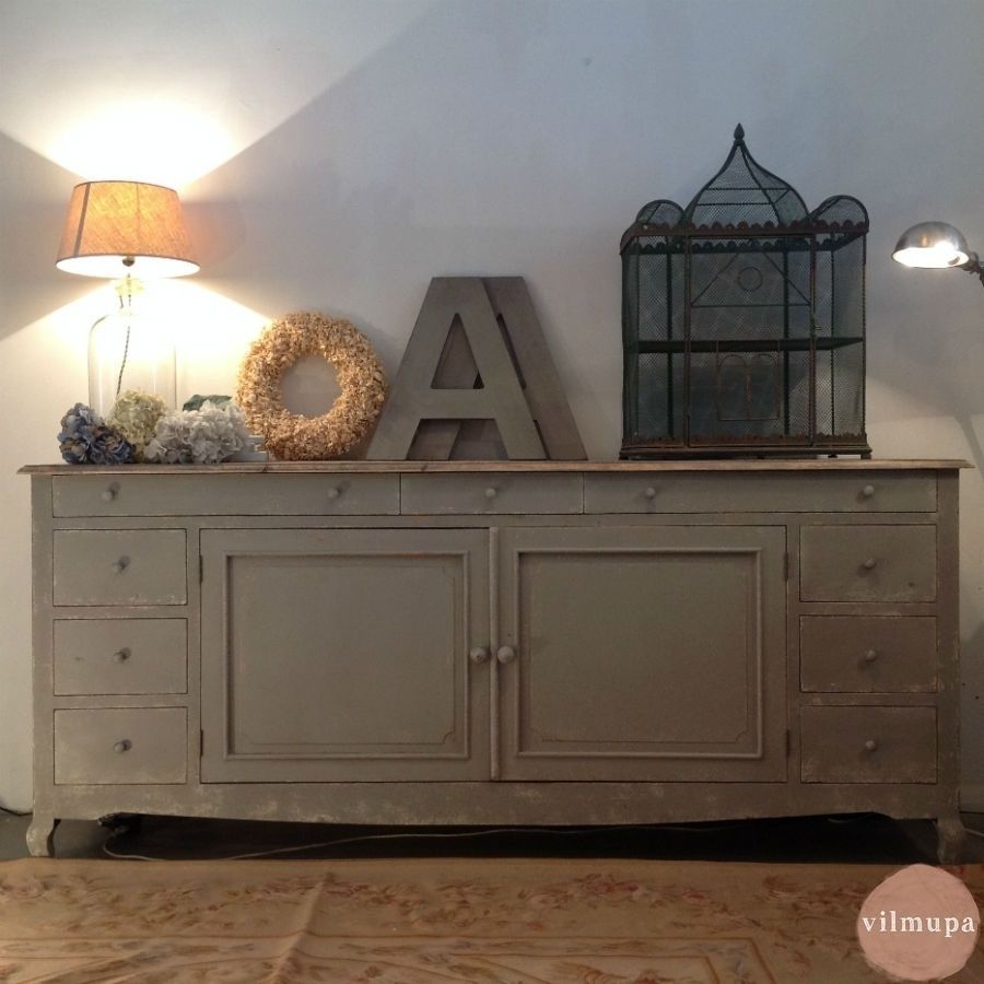 Ideas para decorar un aparador for Aparador mueble