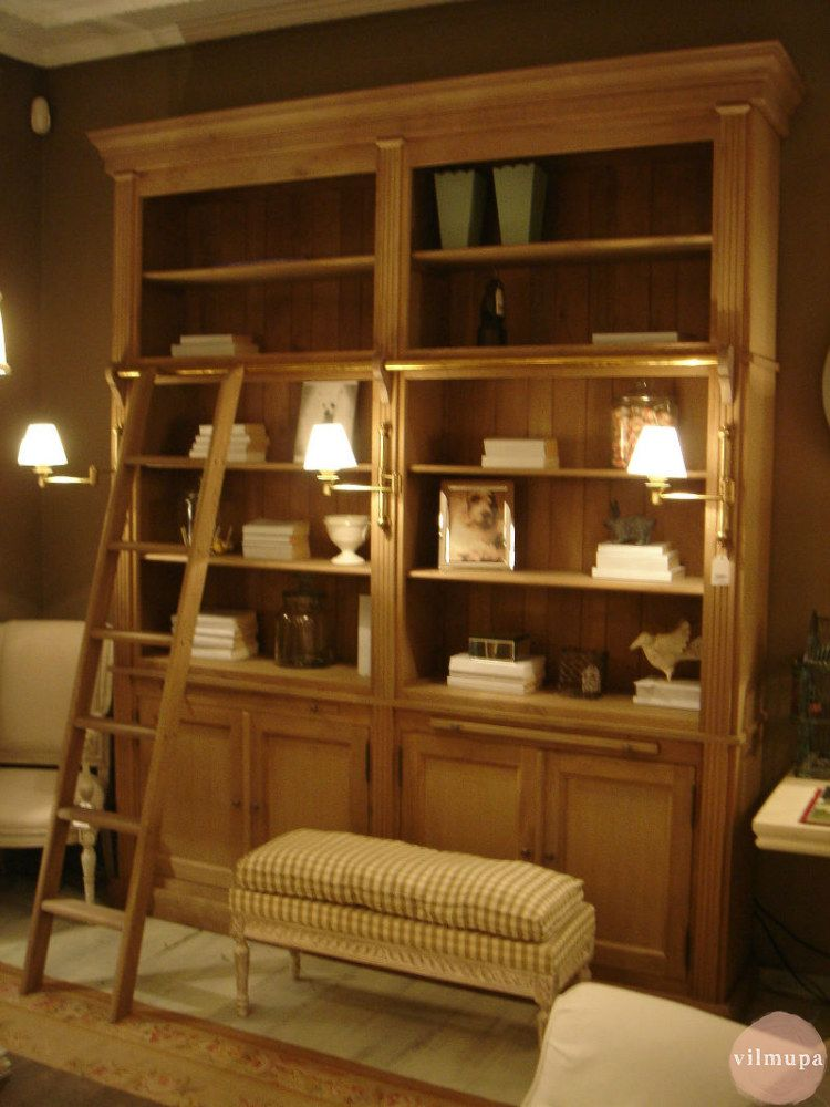 Como proteger un mueble de madera natural for Decoracion librerias